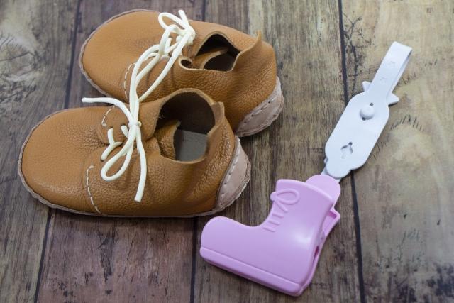 柔らかい靴